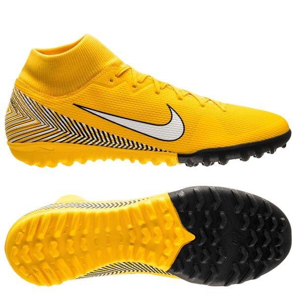the latest e624f 1a3c4 Nike Mercurial Superfly 6 Academy TF NJR Meu Jogo Pack ...