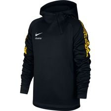 Nike Academy Hoodie Thermal NJR Meu Jogo Pack - Black/Amarillo/White Kids