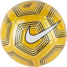 Nike Football Strike NJR Meu Jogo Pack - Amarillo/White/Black