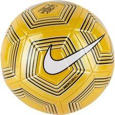 Nike Ballon Strike NJR Meu Jogo Pack - Jaune/Blanc/Noir