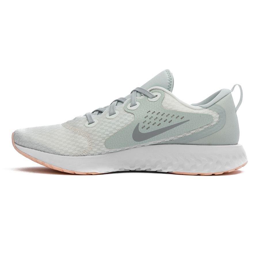 Nike Chaussures de Running Legend React BlancGris Femme