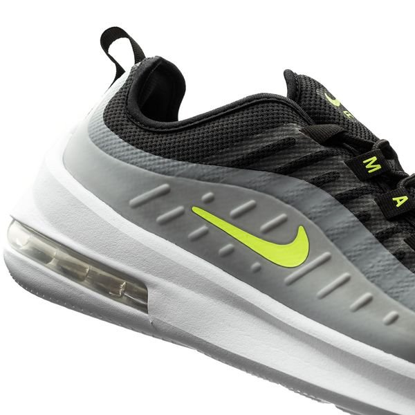 Nike Air Max Axis NoirJaune FluoGris  