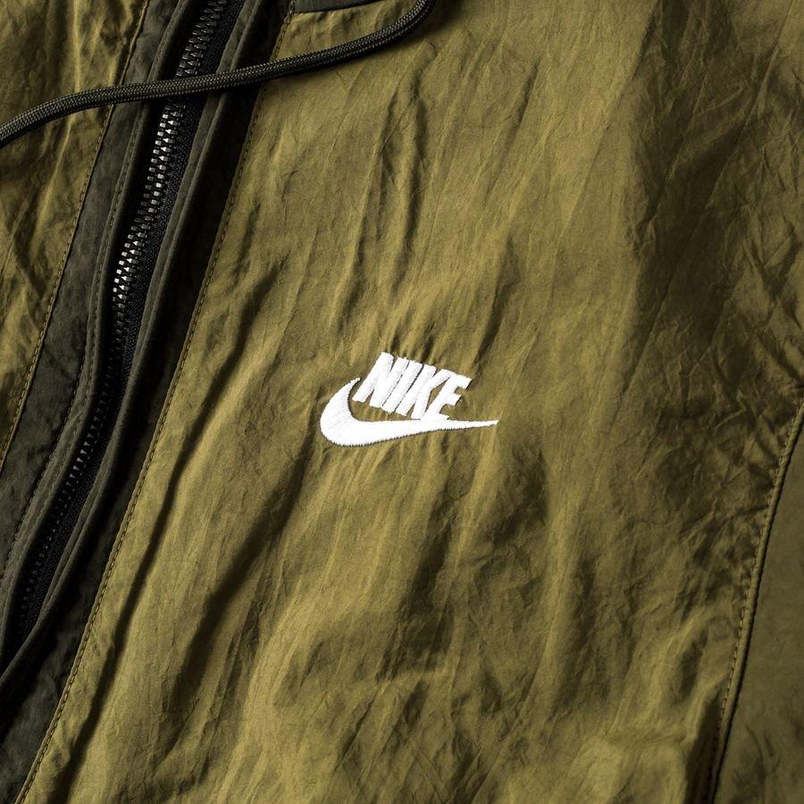 Nike Jakke NSW HD Woven GrønnGrønn