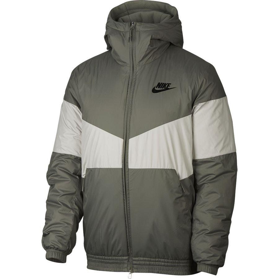 the best attitude 63a32 03268 Nike Winterjacke NSW HD - Grau/Grau