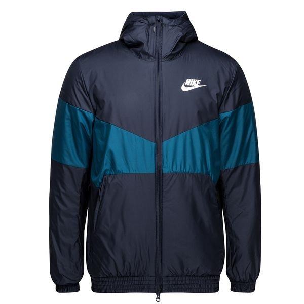 Nike Winterjacke NSW HD NavyBlau