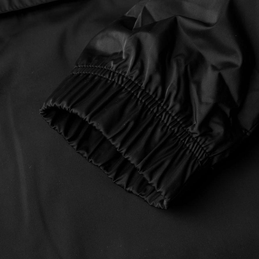 7c9e489536 nike jacket nsw air - black white - jackets