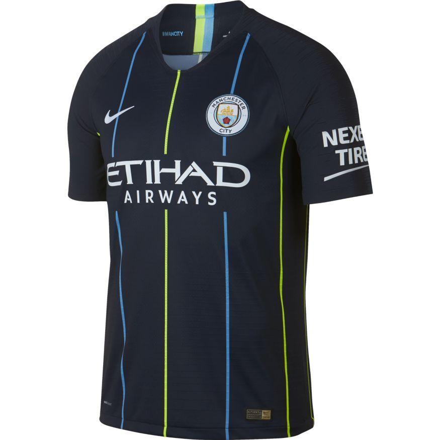 Manchester City Udebanetrøje 2018/19 Vapor