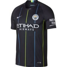 Manchester City Away Shirt 2018/19 Kids