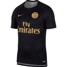 Paris Saint-Germain Tränings T-Shirt Dry Squad GX 2.0 - Svart/Guld