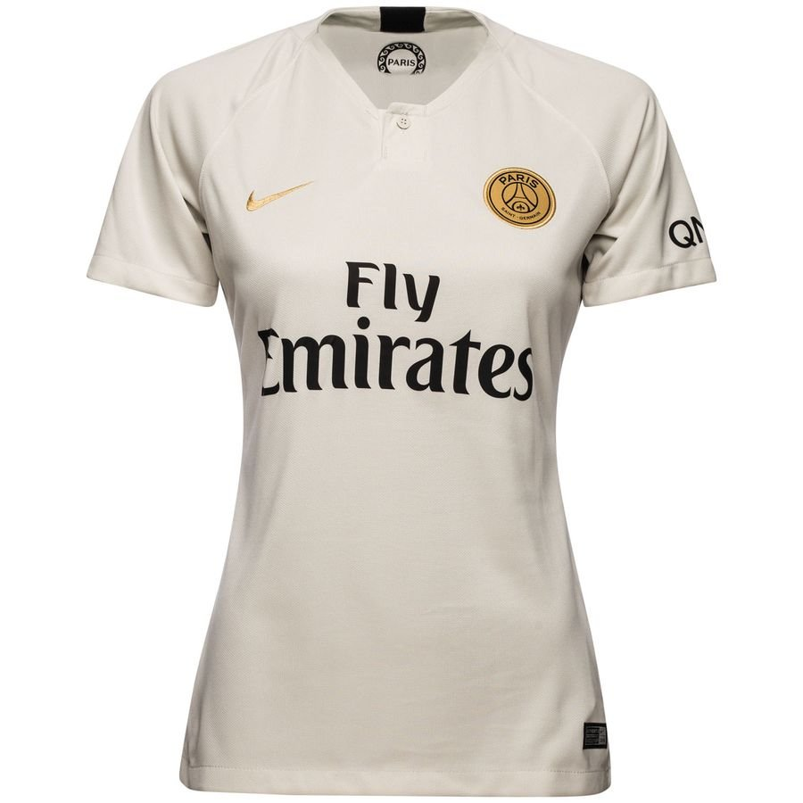 d1cdeffd5d1 paris saint germain away shirt 2018 19 woman - football shirts ...