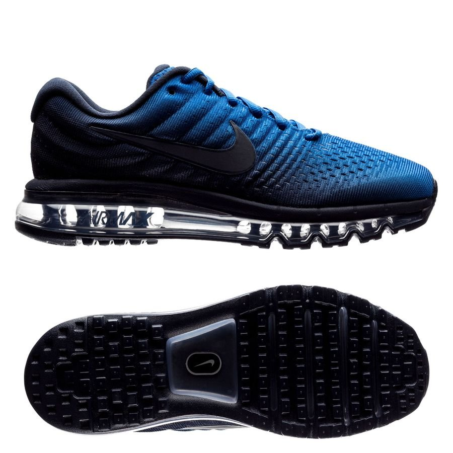 low priced 04e87 7c7e4 ... switzerland nike air max 2017 navy blå sneakers c75b8 85e06