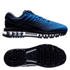 nike air max 2017 - navy/blå - sneakers