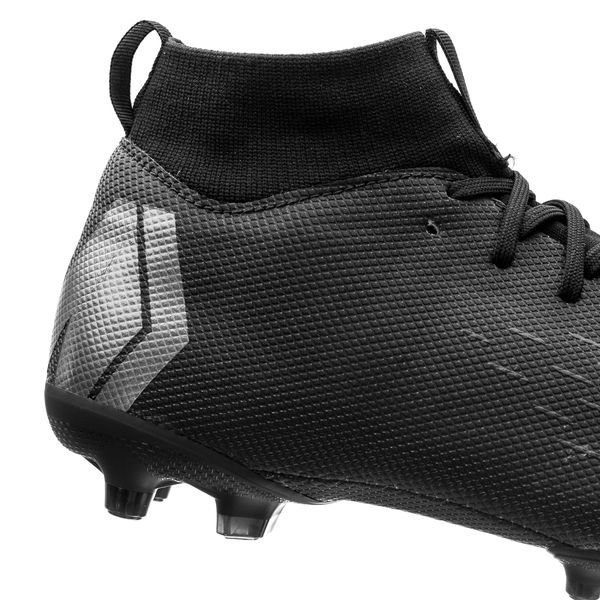 fcaf956f3 Nike Mercurial Superfly 6 Academy MG Stealth Ops - Black Kids | www ...