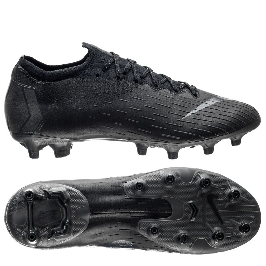 quality design f18c9 57172 ... where to buy nike mercurial vapor 12 elite ag pro stealth ops black  football boots 8f446