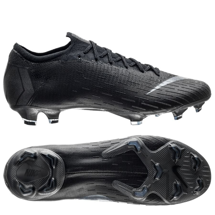 c2ba4807c5f6 nike mercurial vapor 12 elite fg stealth ops - black - football boots ...