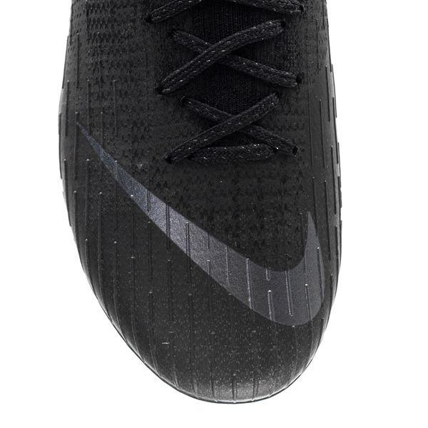 various colors 82b3c 86891 Nike Mercurial Vapor 12 Elite FG Stealth Ops - Black