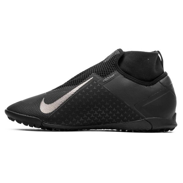 03d4c5585 Nike Phantom Vision React Pro DF TF Stealth Ops - Black Anthracite ...