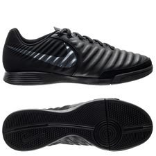 nike tiempo legend 7 academy ic stealth ops - sort - indendørssko