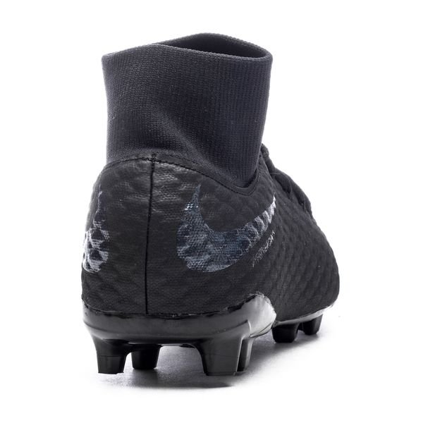 Nike Hypervenom 3 Academy Df Fg Stealth Ops Schwarz Kinder