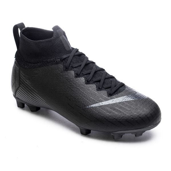 newest collection ea6f6 f4b92 Nike Mercurial Superfly 6 Elite FG Stealth Ops - Svart Barn