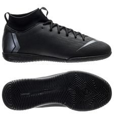 Nike Mercurial Superfly 6 Academy IC Stealth Ops - Svart Barn