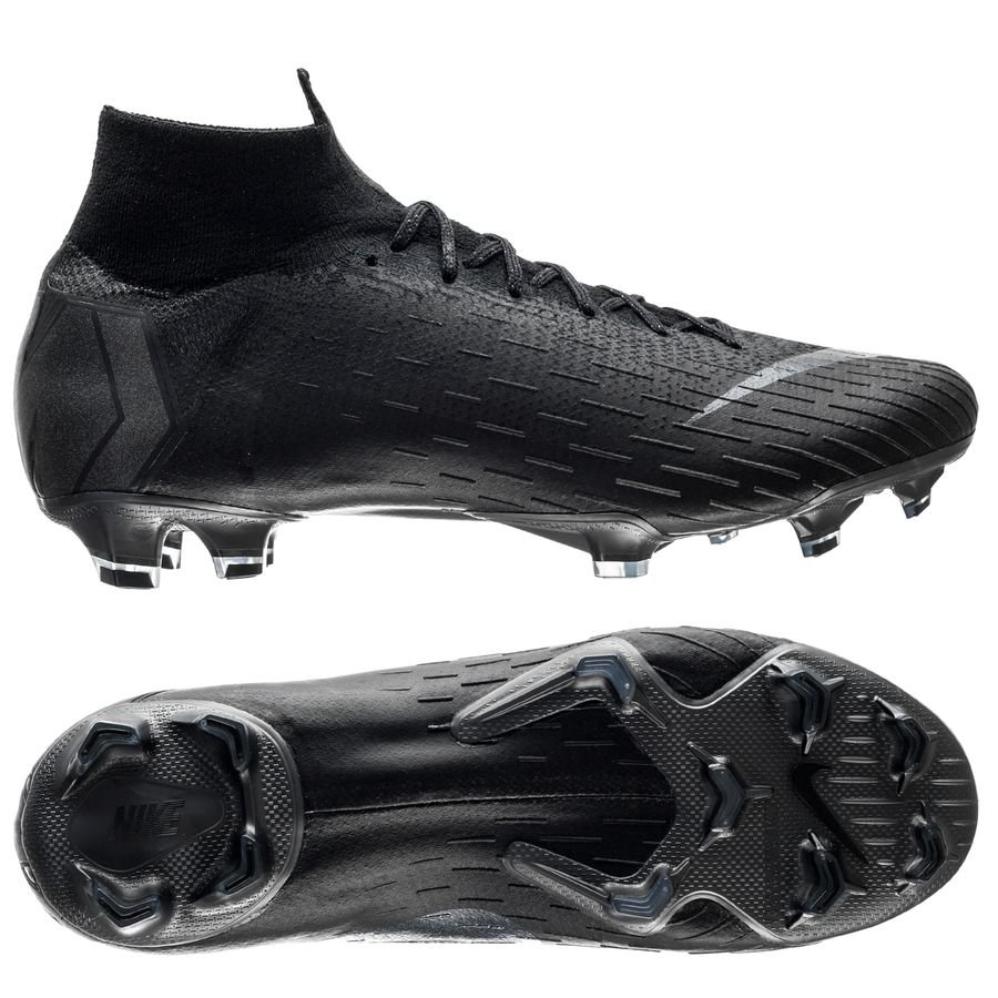 Nike Mercurial Superfly 6 Elite FG Stealth Ops - Noir