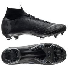 Nike Mercurial Superfly 6 Elite FG Stealth Ops - Schwarz