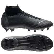 Nike Mercurial Superfly 6 Elite AG-PRO Stealth Ops - Zwart