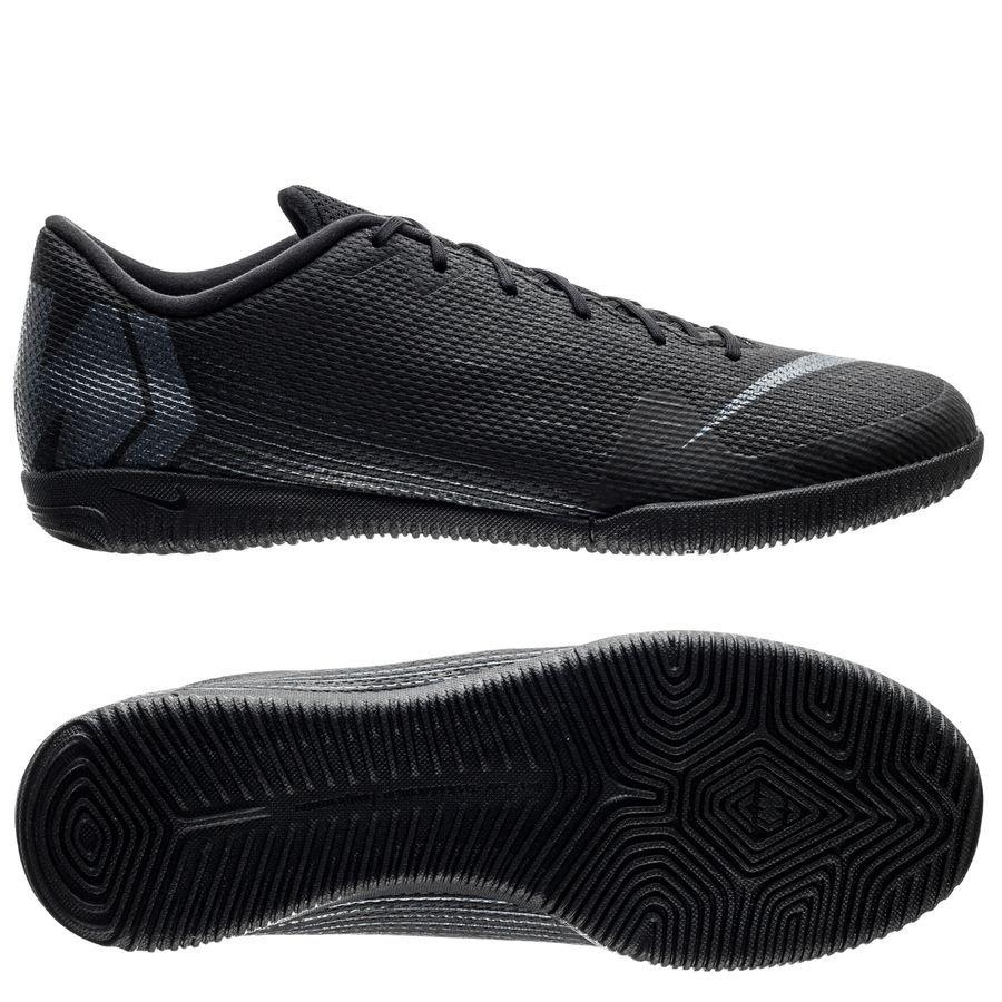 Nike Mercurial VaporX 12 Academy IC Stealth Ops Noir
