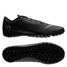 Nike Mercurial VaporX 12 Academy TF Stealth Ops - Zwart