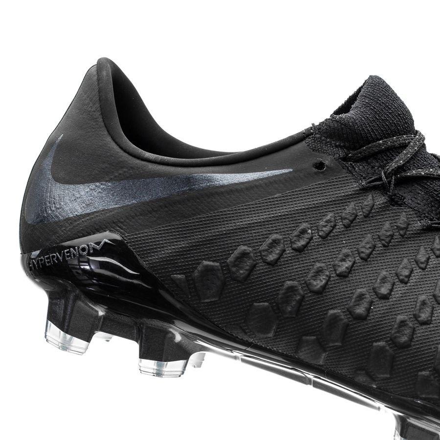 new style 73880 e8d61 Nike Hypervenom 3 Elite FG Stealth Ops - Svart   www.unisportstore.se