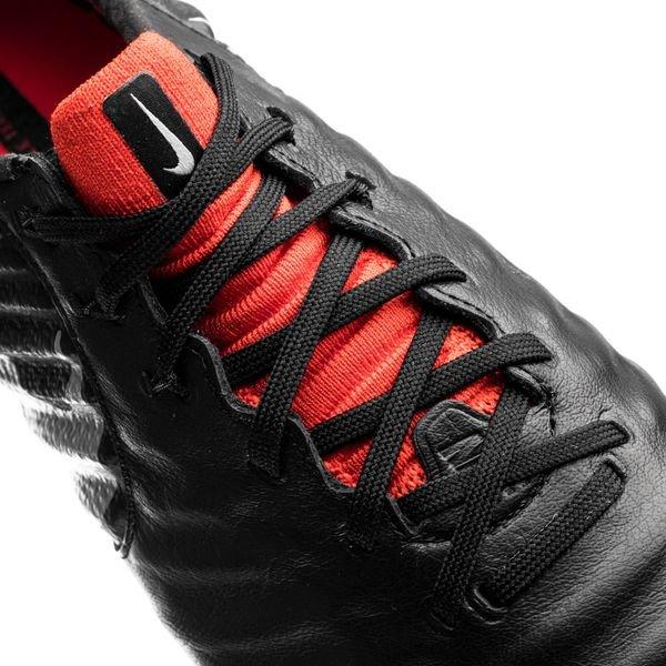 purchase cheap 470f0 bb7b3 Nike Tiempo Legend 7 Elite AG-PRO Raised On Concrete - Black Metallic Silver