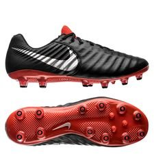 Nike Tiempo Legend 7 Elite AG-PRO Raised On Concrete - Zwart/Zilver/Rood
