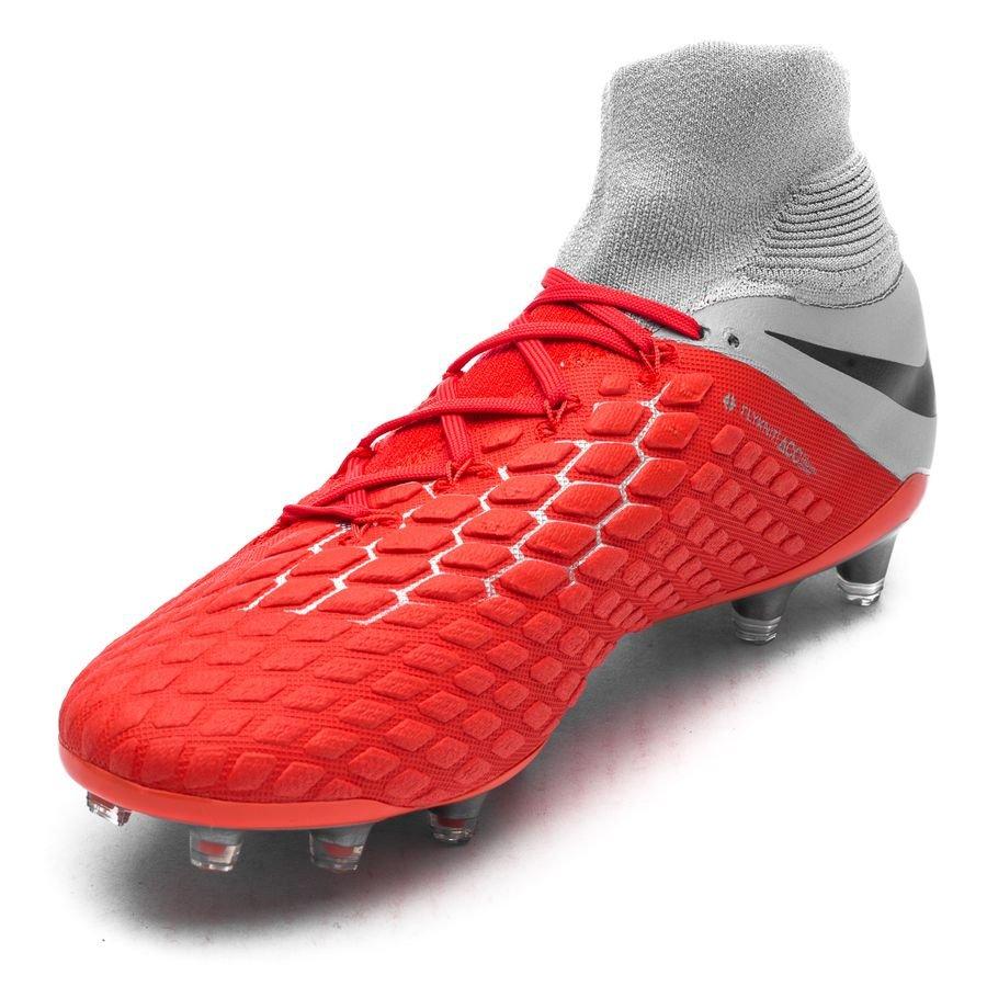Nike Hypervenom 3 Elite DF FG Raised On Concrete RougeGris