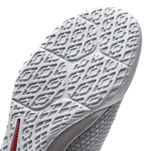 Nike Hypervenom 3 Pro Zoom IC Raised On Concrete GråRød