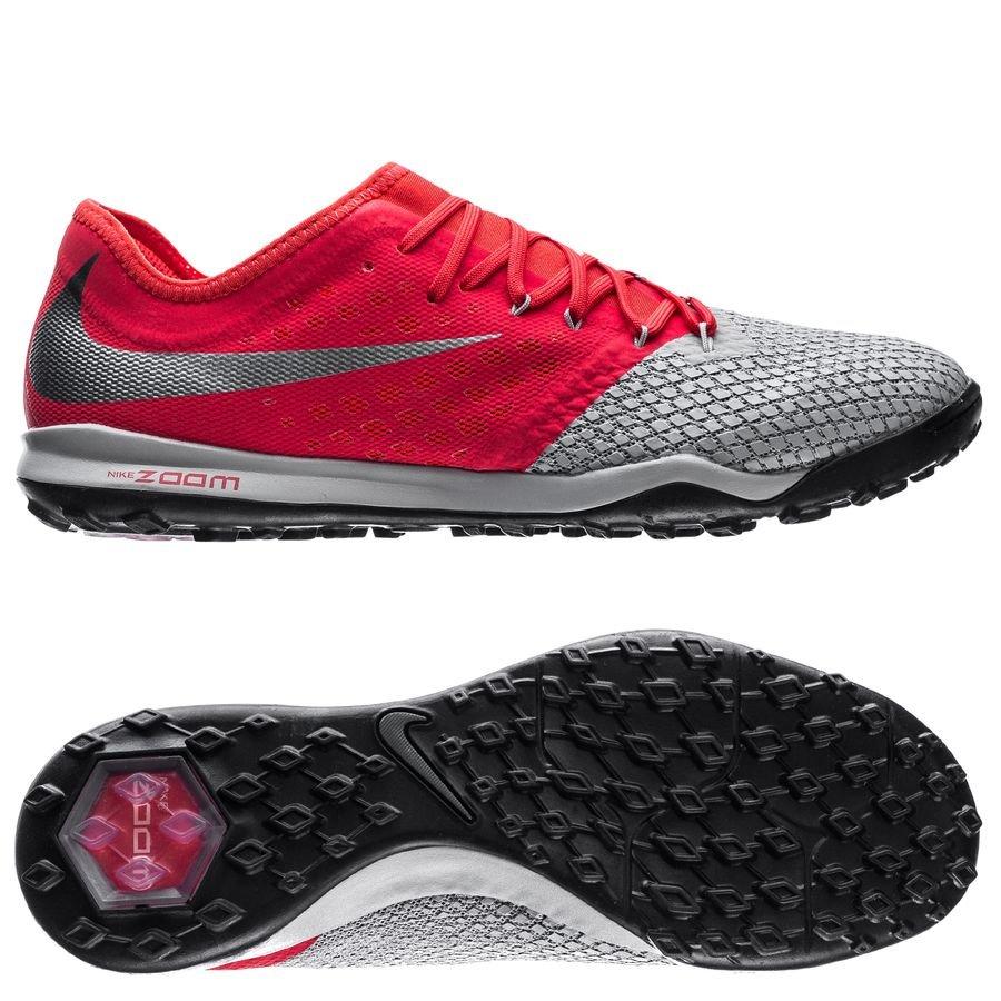 amplificación Democracia raíz  Nike Hypervenom 3 Pro Zoom TF Raised On Concrete - Wolf Grey/Light Crimson  | www.unisportstore.com