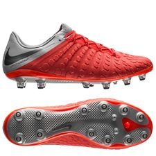Nike Hypervenom 3 Elite AG-PRO Raised On Concrete - Rood/Grijs