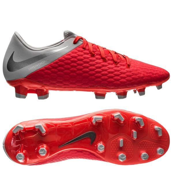 Nike Hypervenom 3 Academy FG Raised On Concrete RougeGris