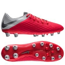Nike Hypervenom 3 Academy AG-PRO Raised On Concrete - Light Crimson/Wolf Grey