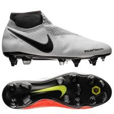 Nike Phantom Vision Elite DF SG-PRO Raised On Concrete - Grijs/Rood