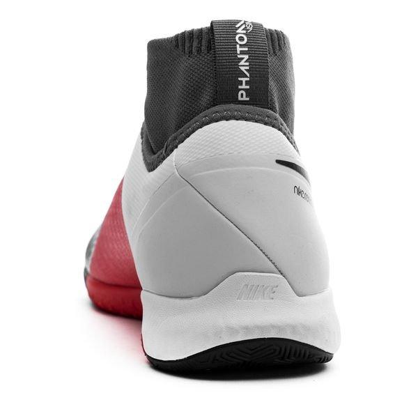 dede54f0d Nike Phantom Vision React Pro DF IC Raised On Concrete - Pure Platinum Light  Crimson