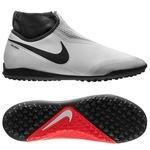 Nike Phantom Vision React Pro DF TF Raised On Concrete - Gris/Rouge