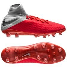 Nike Hypervenom 3 Pro DF AG-PRO Raised On Concrete - Light Crimson/Wolf Grey