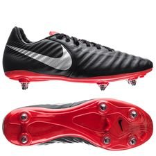 Nike Tiempo Legend 7 Pro SG Raised On Concrete - Zwart/Zilver/Rood