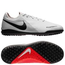 Nike Phantom Vision Academy TF Raised On Concrete - Grijs/Rood Kinderen