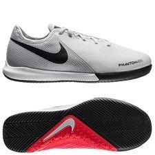 Nike Phantom Vision Academy IC Raised On Concrete - Grijs/Rood Kinderen