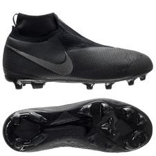 Nike Phantom Vision Elite DF MG Stealth Ops - Zwart Kinderen
