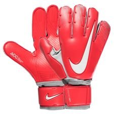 Nike Goalkeeper Gloves Premier SGT Raised On Concrete - LT Crimson/Wolf Grey