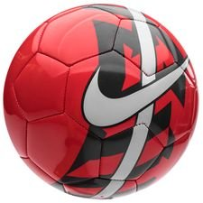 Nike Fodbold React Raised On Concrete - Rød/Grå