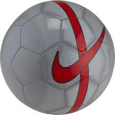 Nike Fodbold Mercurial Fade Raised On Concrete - Grå/Rød